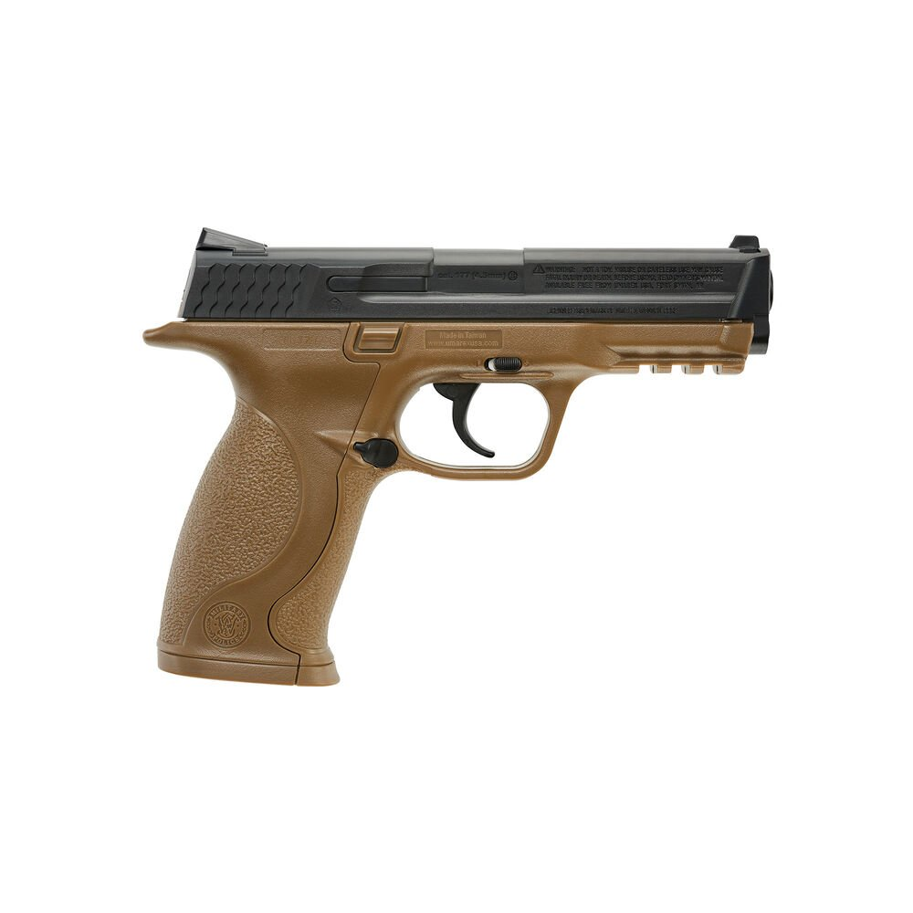 S&W M&P 40 DARK EARTH BROWN  .177 Cal 19RD CO2  [BB GUN Air Pistol]