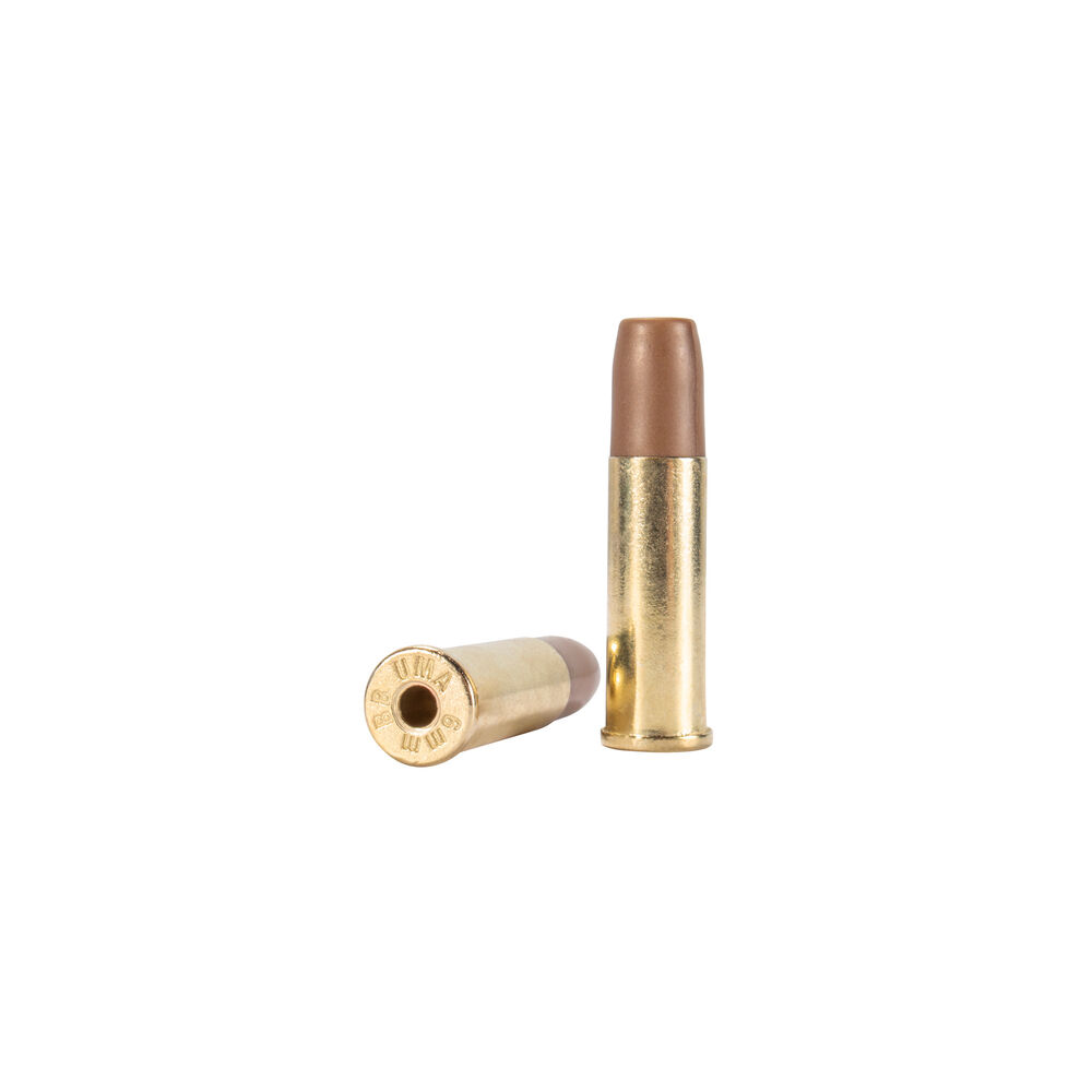 S&W M&P R8 AIRSOFT REVOLVER 6mm CASINGS 8-PACK