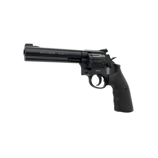 S&W 586 Revolver .177 Cal 10RD CO2 6 inch barrel [Pellet Gun Air Pistol]