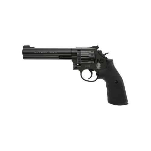 Smith & Wesson 586 Pellet Gun Revolver 6-inch barrel : Umarex Airguns