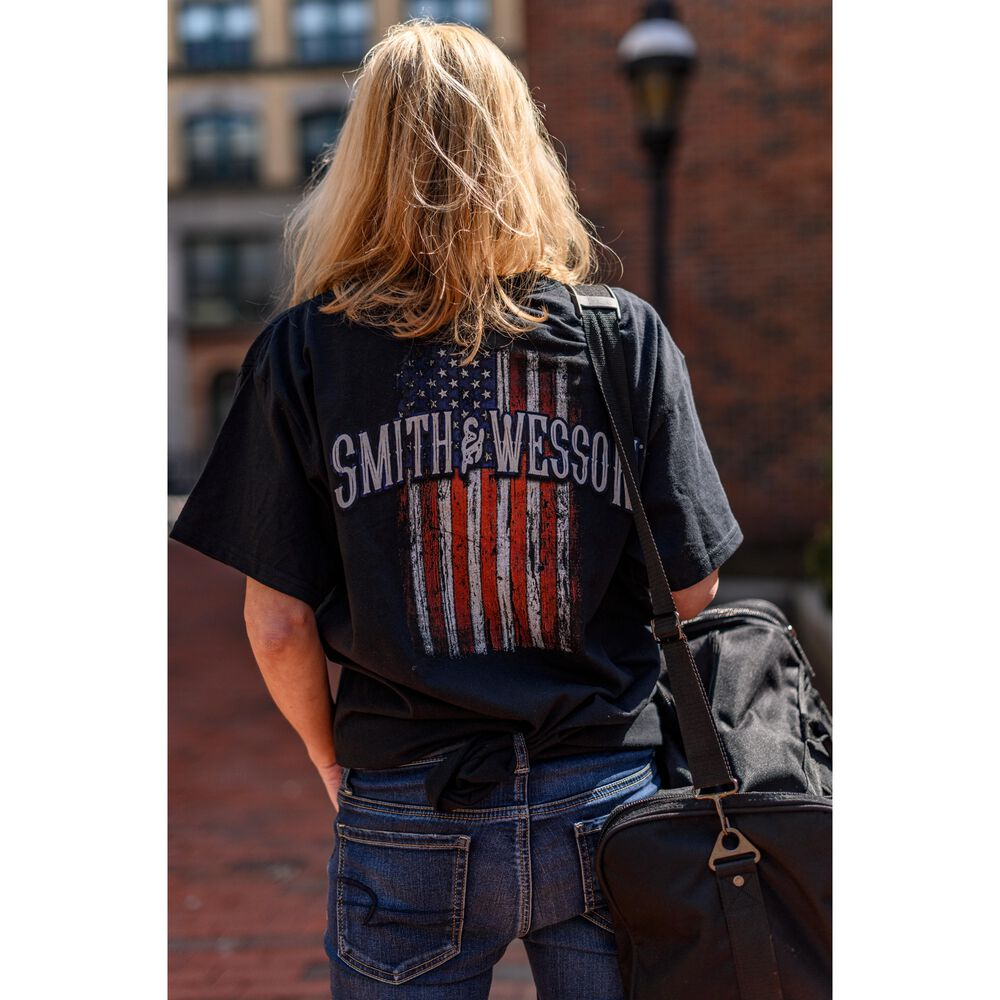 Smith & Wesson® Distressed Flag Shirt
