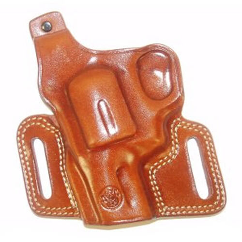 LH L-Frame Tan Leather Silhouette Holster