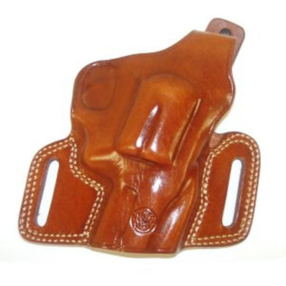 RH N-Frame Tan Leather Silhouette Holster