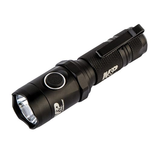 Smith & Wesson® Duty Series CS, RXP Rechargeable, 1x18650 LED Flashlight