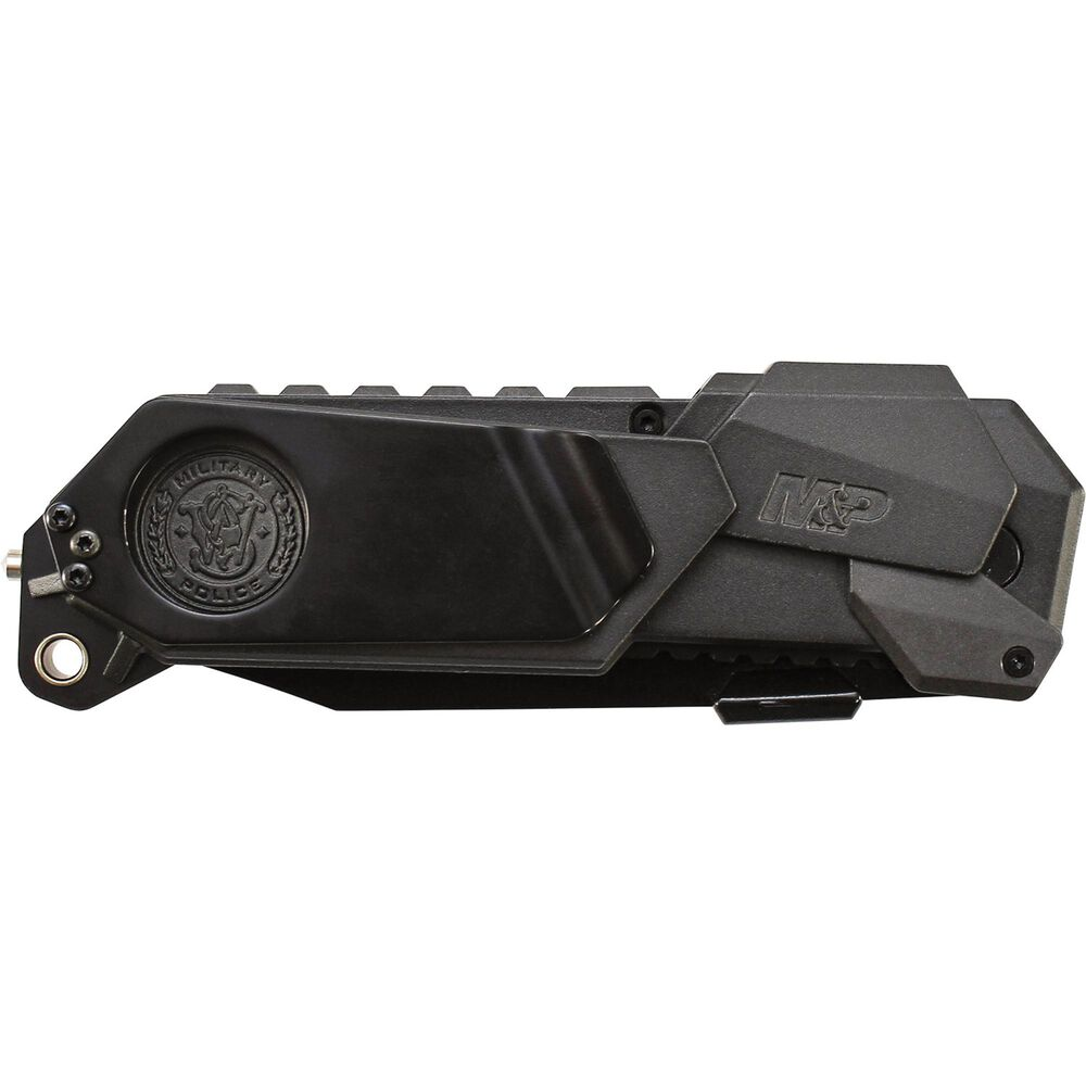Smith & Wesson® M&P® SWMP9BT M.A.G.I.C.® Assisted Opening Tanto Folding Knife