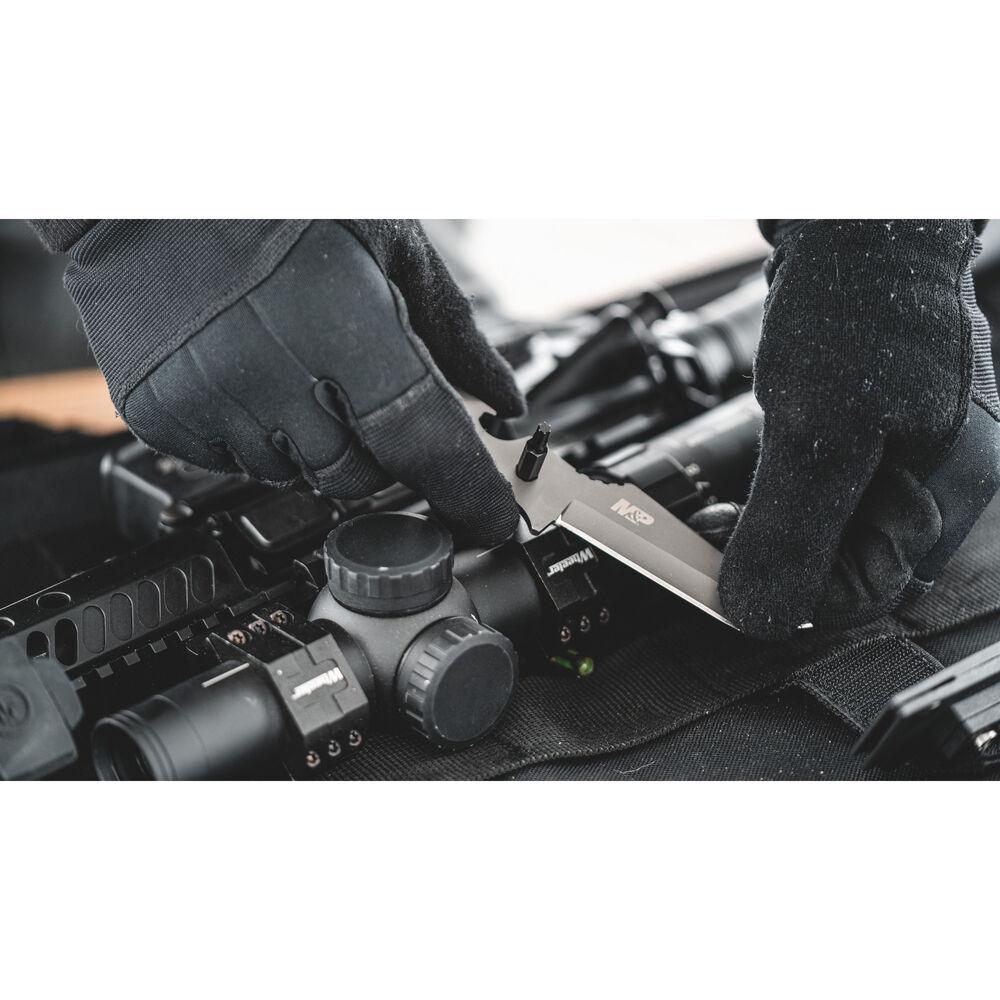 M&P15 Multi-Tool Fixed Blade Knife
