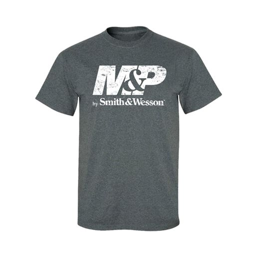 Sport Gray M&P® Logo Tee