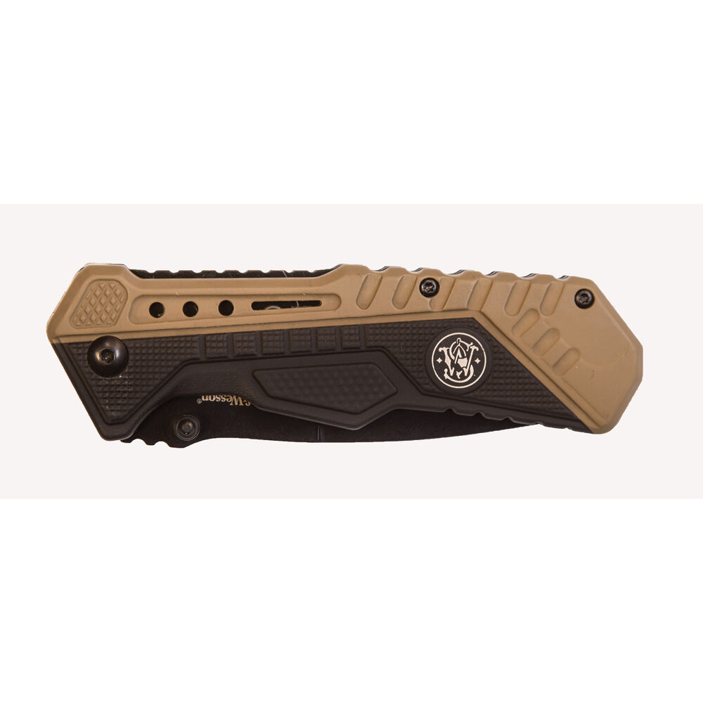 Smith & Wesson® 1084302 Drop Point Folding Knife