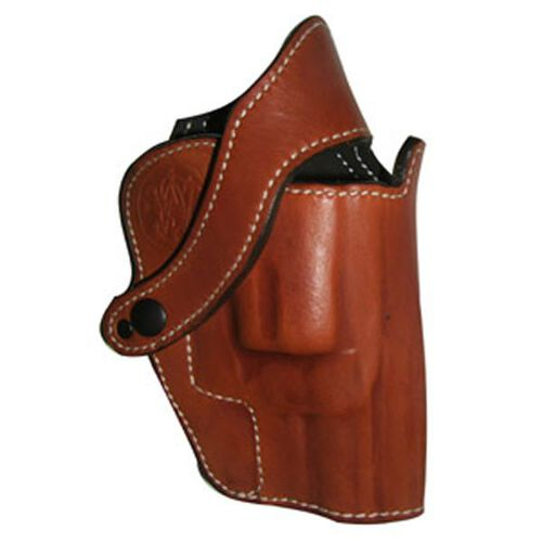 "RH M500/460 2-3/4"" Tan Leather Holster"