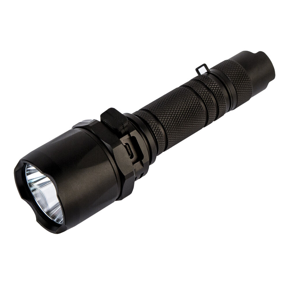 Smith & Wesson® Delta Force® MS, RXP Rechargeable, 1x18650 LED Flashlight