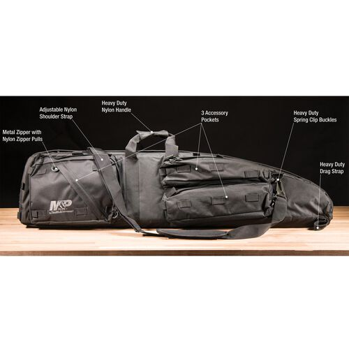 Smith & Wesson® M&P® Delta Ops Multi Gun Case