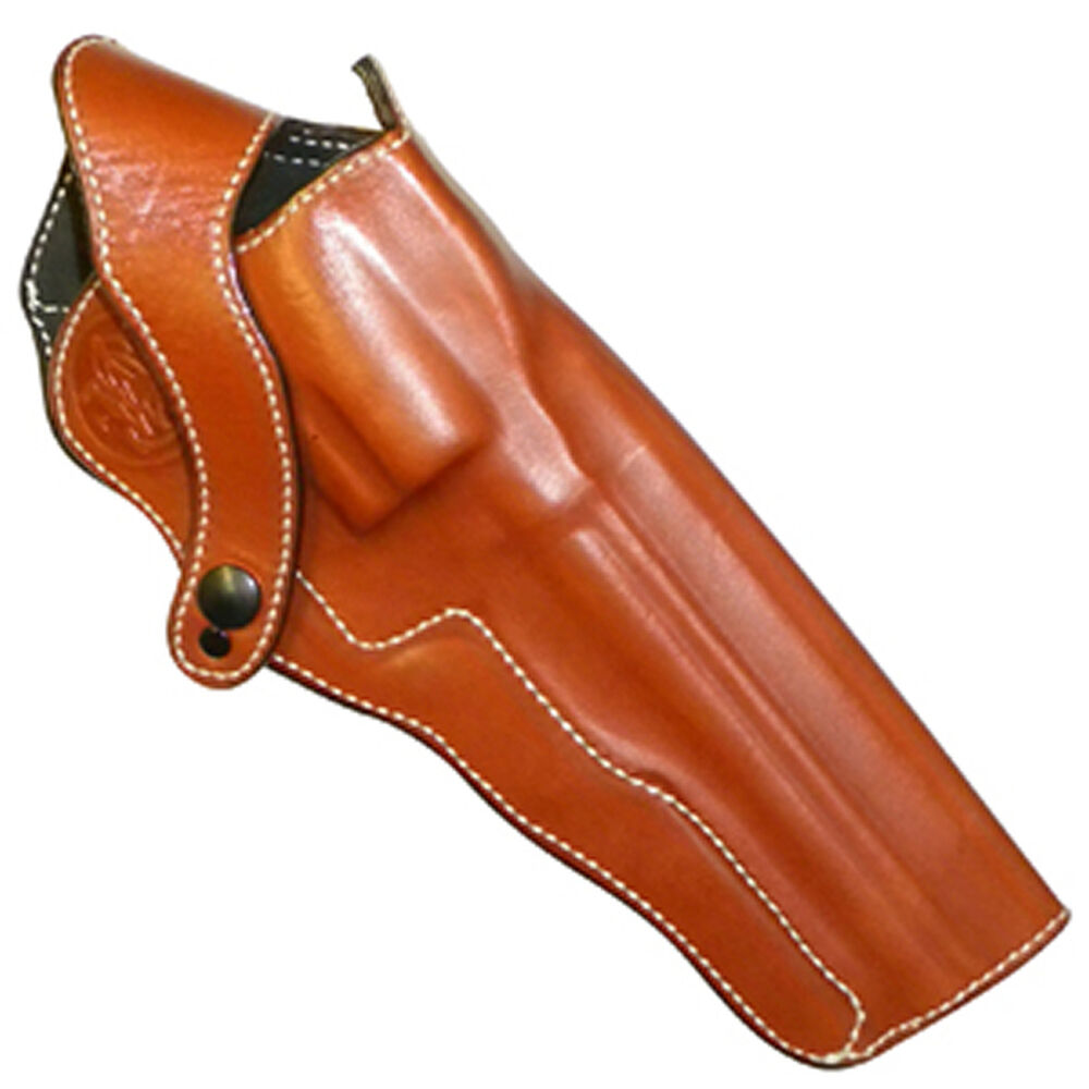 "RH M500 6-1/2"" Tan Leather Holster"