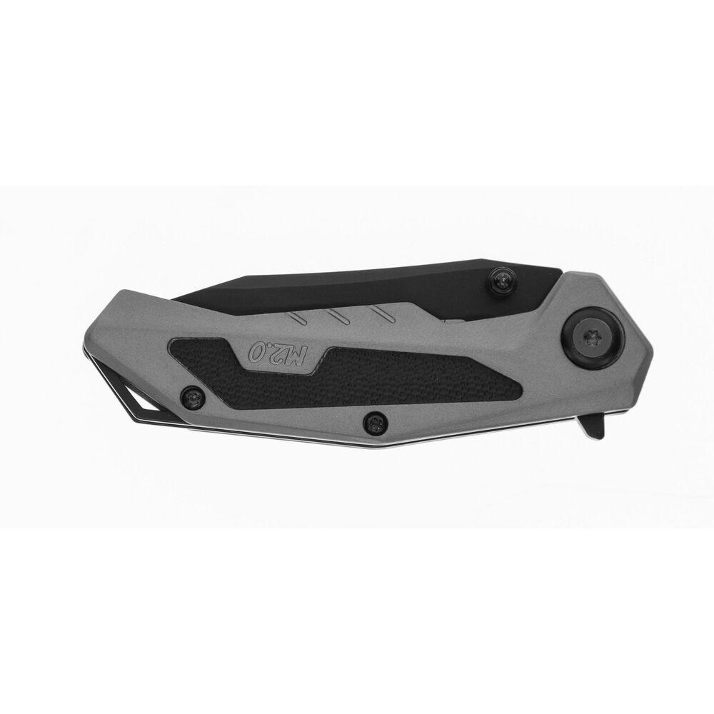 U.G. Grey Rub Alum Liner Lock Folding Knife