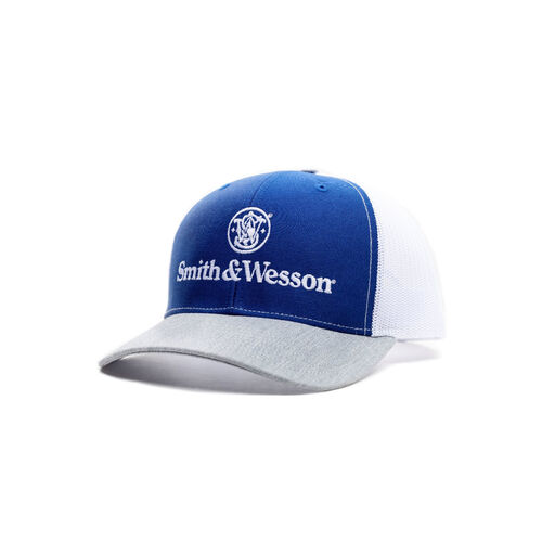 Smith & Wesson® Trucker Style Hat