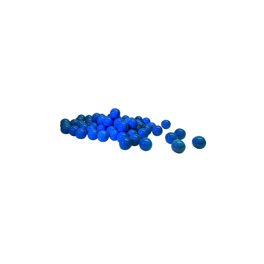 T4E .43 CALIBER BLUE PAINTBALLS BOX OF 8,000 PCS