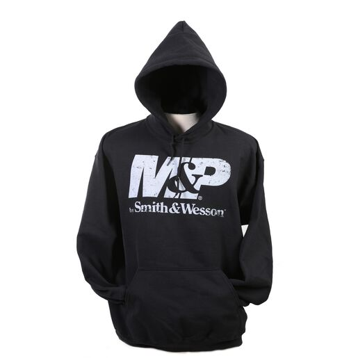 M&P® Distressed Hoodie