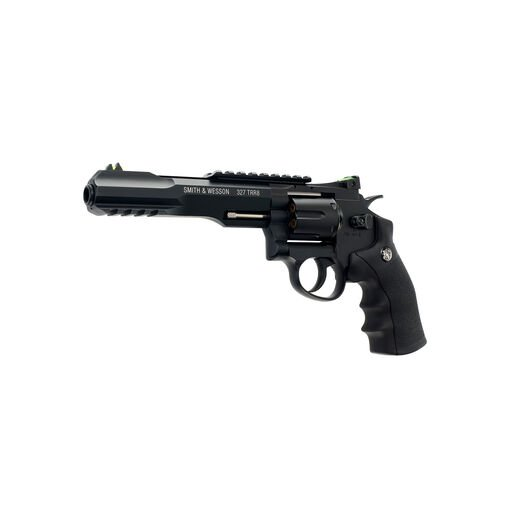 "S&W 327 TRR8 Revolver .177 Cal 6RD CO2 5.5"" Barrel [BB Gun Air Pistol]"