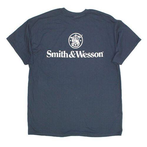 Smith & Wesson® Chrome Logo Tee