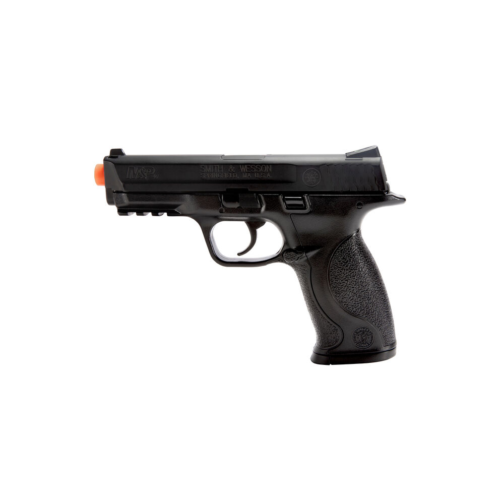 S&W M&P 40 BLACK .43 Cal 15RD CO2 Blowback [Airsoft Pistol]