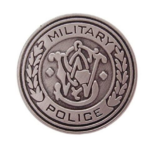 Round Military & Police® Lapel Pin