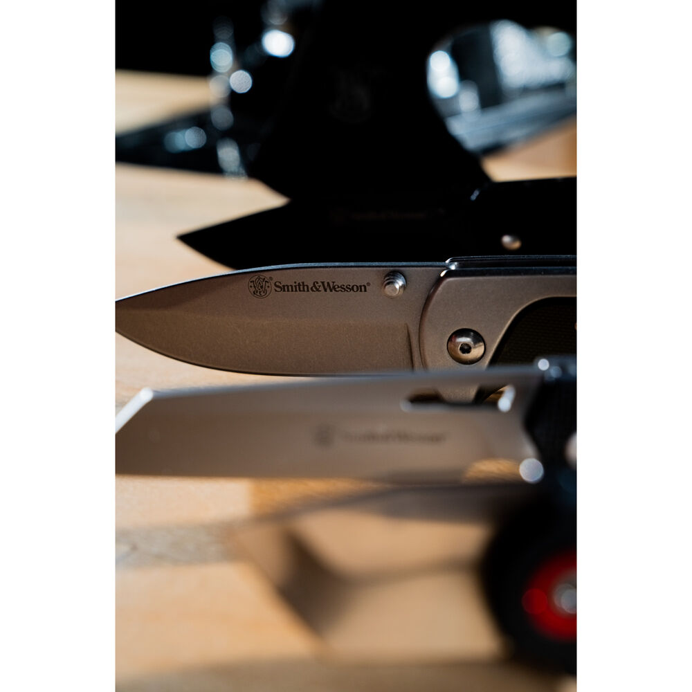 Smith & Wesson® Freighter Folding Knife