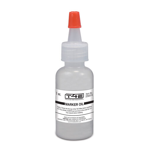 T4E OIL FOR T4E TRAINING MARKER GUNS - 1 OZ