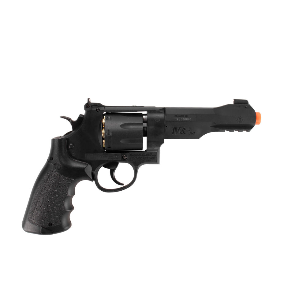 S&W M&P Revolver 6mm .43 Cal 8RD CO2 [Airsoft Pistol]