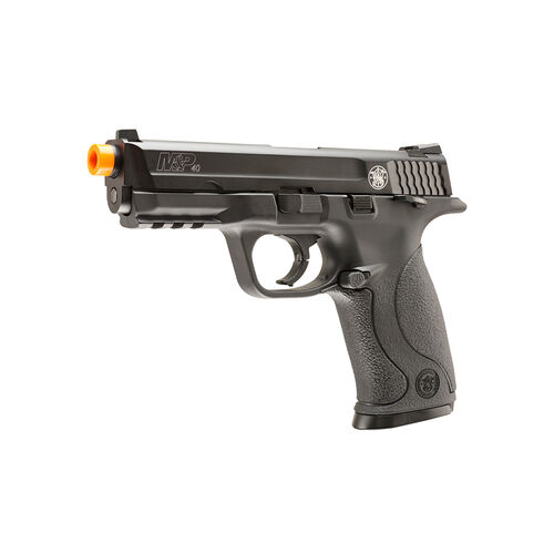 Smith and Wesson - M&P40 - Black - CO2 Airsoft Pistol (Blowback)