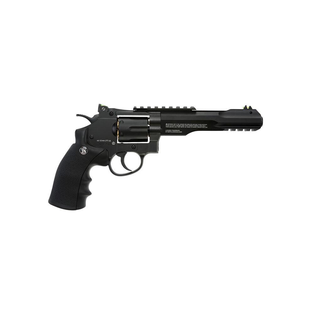 "S&W 327 TRR8 Revolver .177 Cal 6RD CO2 5.5"" Barrel [BB Gun Air Pistol]"