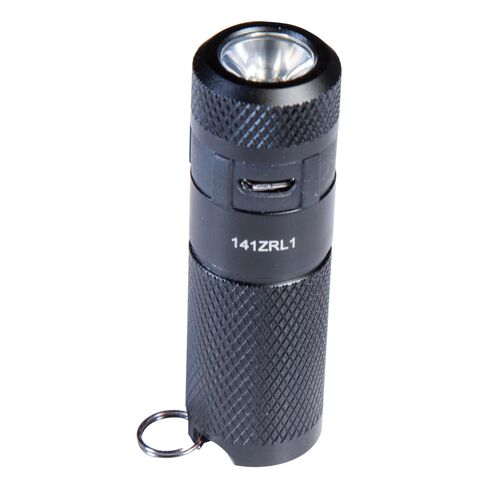 Smith & Wesson® Delta Force® KL, RXP Rechargeable, 1x16340 LED Flashlight
