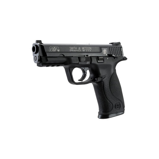 S&W M&P 40 BLACK .177 Cal 15RD CO2 Blowback [Pellet and BB GUN Air Pistol]