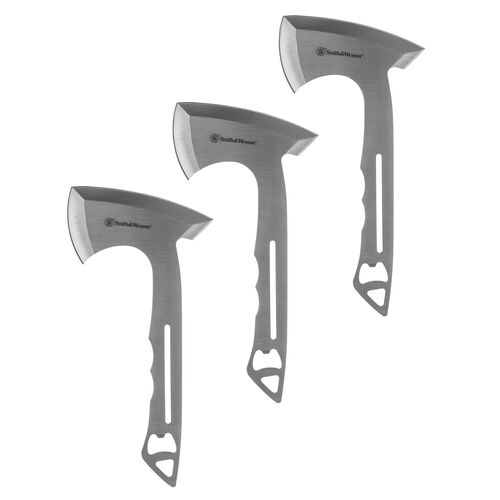 Smith & Wesson® Hawkeye Throwing Axes, 3-Pack