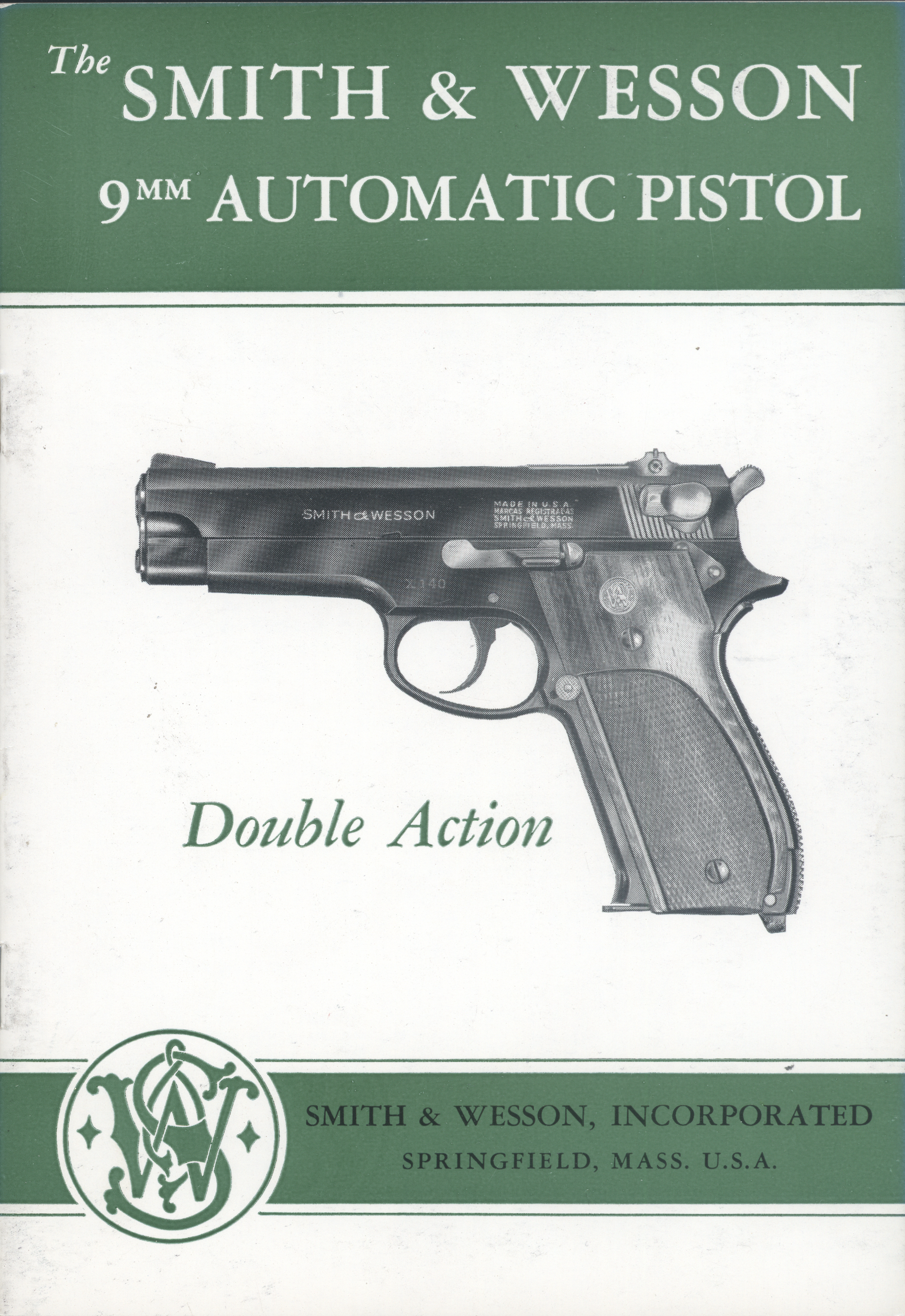 Smith & Wesson Year Of Manufacture By Serial Number